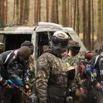 Paintball Walkon